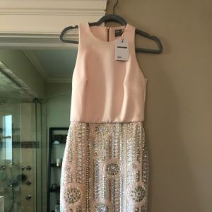 Pink sequin dress - new with tags!